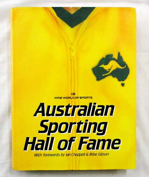 Image for Australian Sporting Hall of Fame