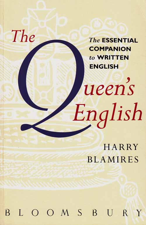 Image for The Queens English.