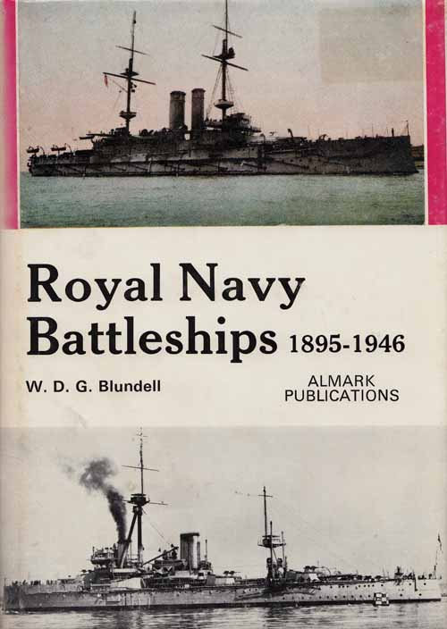 Image for Royal Navy Battleships 1895-1946
