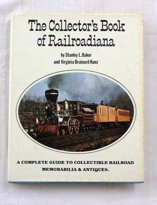Image for The Collector's Book of Railroadiana