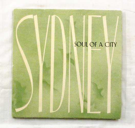 Image for Soul Of A City (Sydney)