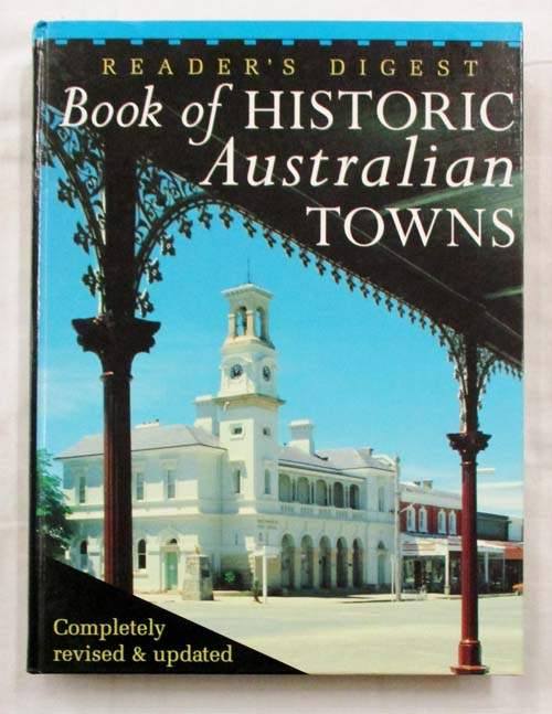 Image for Reader's Digest Book of Historic Australian Towns