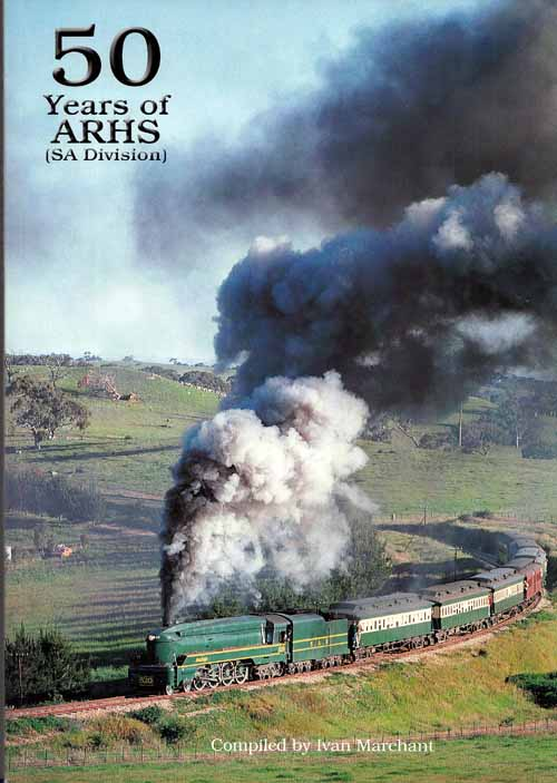 Image for 50 Years of ARHS [SA Division]