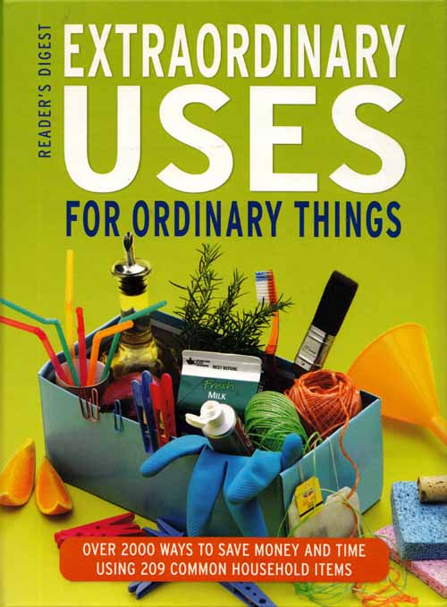Image for Extraordinary Uses for Ordinary Things