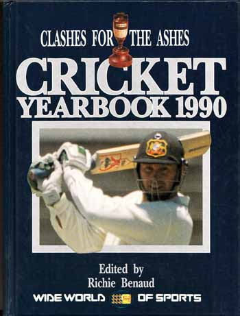 Image for Cricket Yearbook 1990