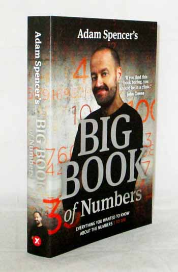 Image for Big Book of Numbers.  Everything you wanted to know about the Numbers 1 to 100.
