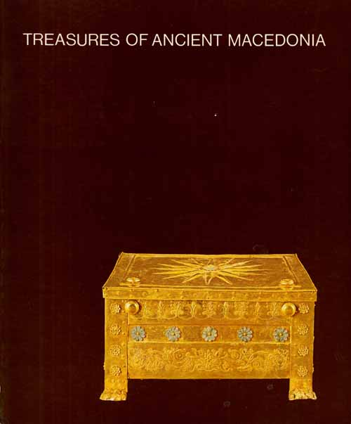 Image for Treasures of Ancient Macedonia