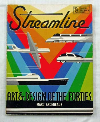 Image for Streamline Art & Design of the Forties (Design Resource Series)