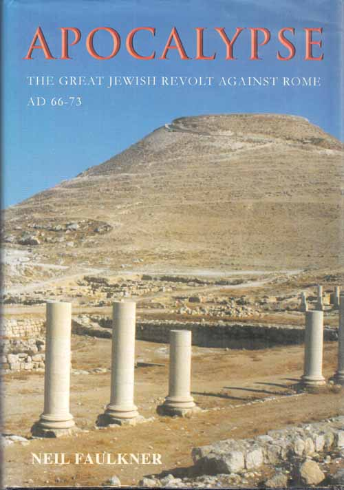 Image for Apocalypse. The Great Jewish Revolt Against Rome