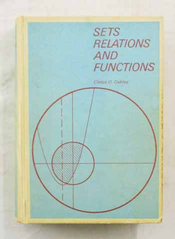 Image for Sets Relations and Functions
