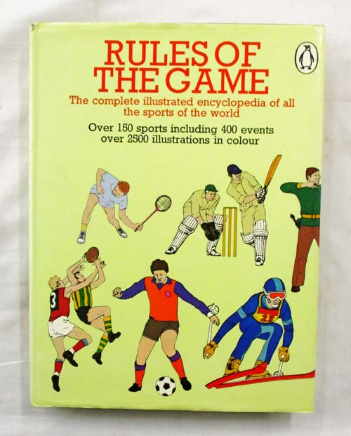 Image for Rules of the Game
