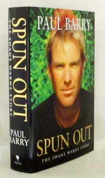 Image for Spun Out: The Shane Warne Story