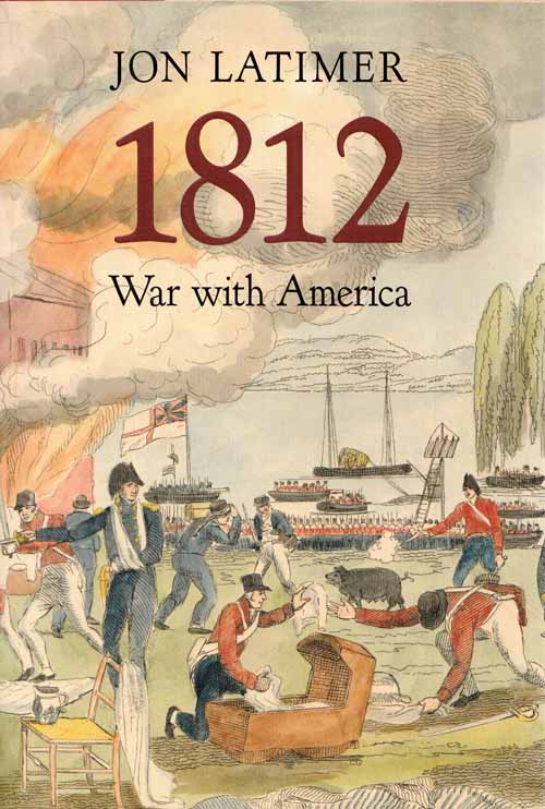 Image for 1812  War With America