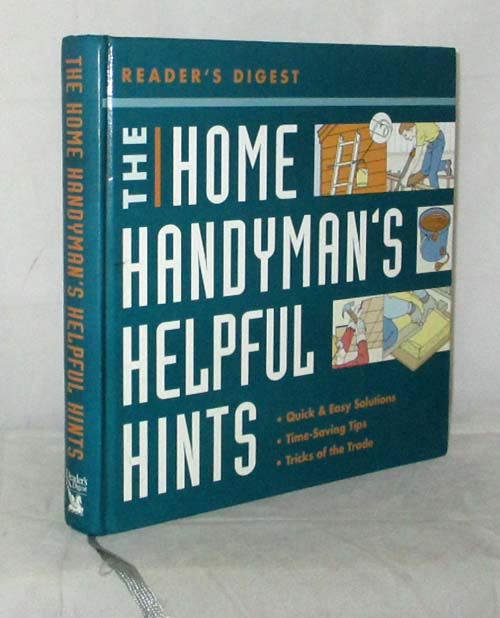 Image for Reader's Digest.  The Home Handman's Helpful Hints