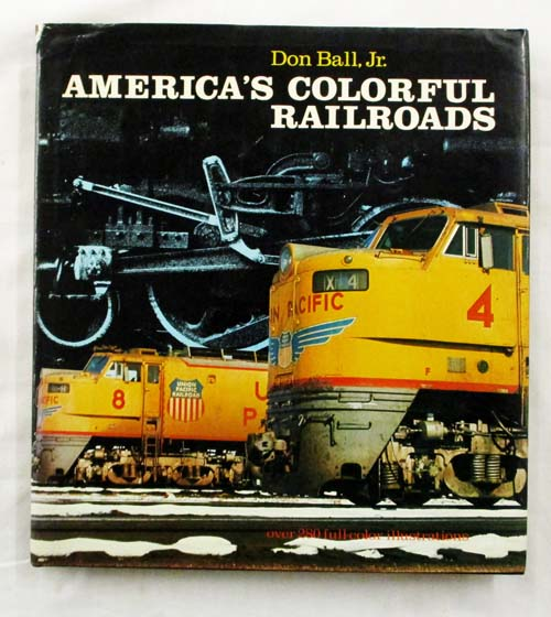 Image for America's Colorful Railroads