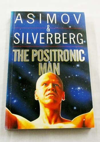 Image for The Positronic Man
