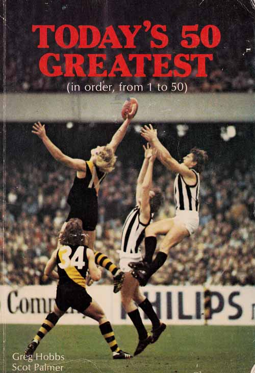 Image for Today's 50 Greatest (in order, from 1 to 50)
