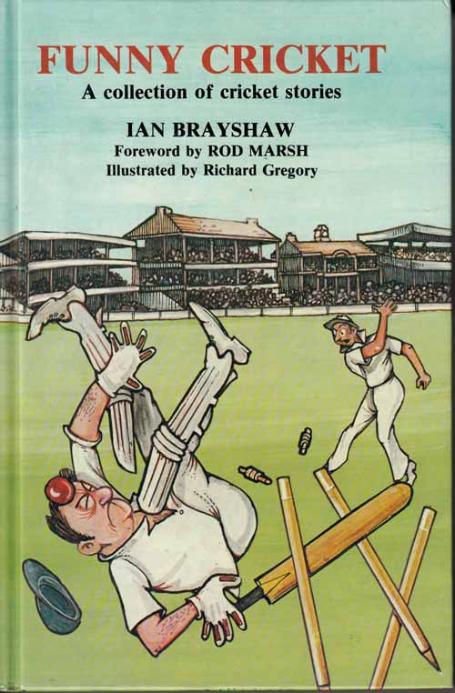 Image for Funny Cricket.  A Collection of Cricket Stories