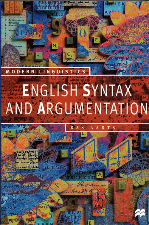 Image for English Syntax and Argumentation