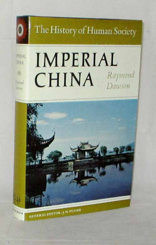 Image for Imperial China (The History of Human Society Series)