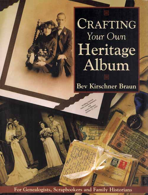 Image for Crafting Your Own Heritage Album