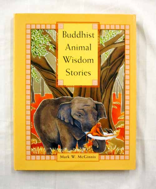 Image for Buddhist Animal Wisdom Stories