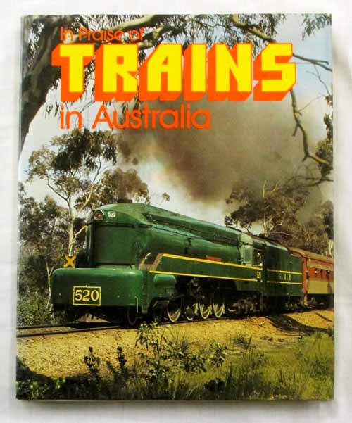 Image for In Praise of Trains in Australia