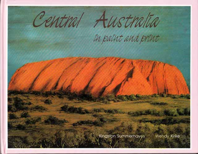 Image for Central Australia in Paint and Print