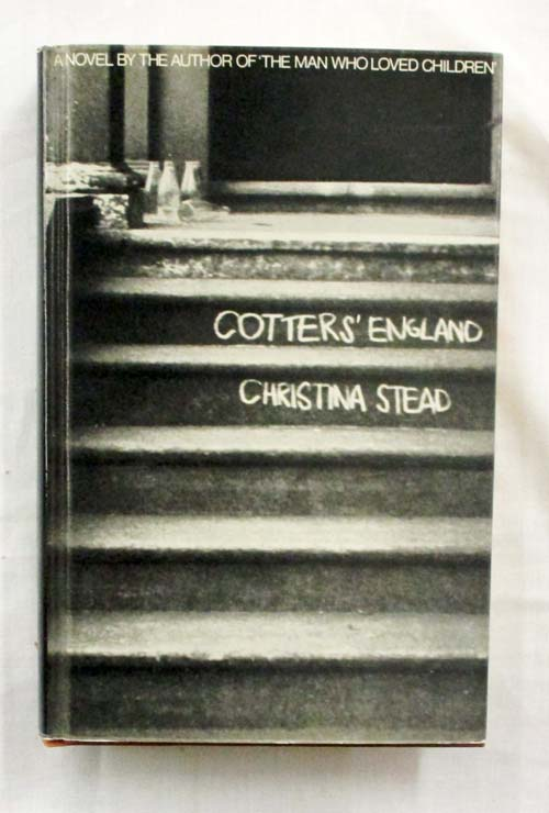 Image for Cotters' England