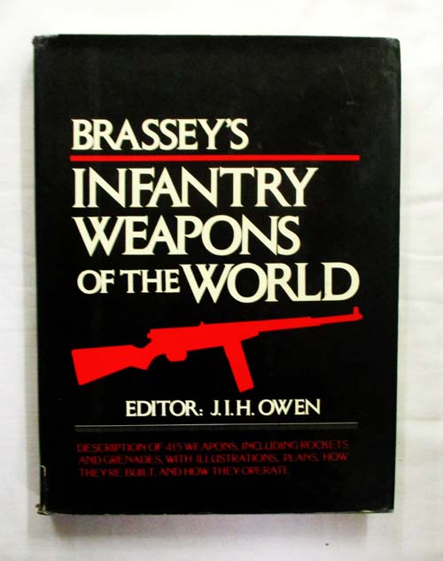 Image for Brasseys Infantry Weapons of the World 1950-1975