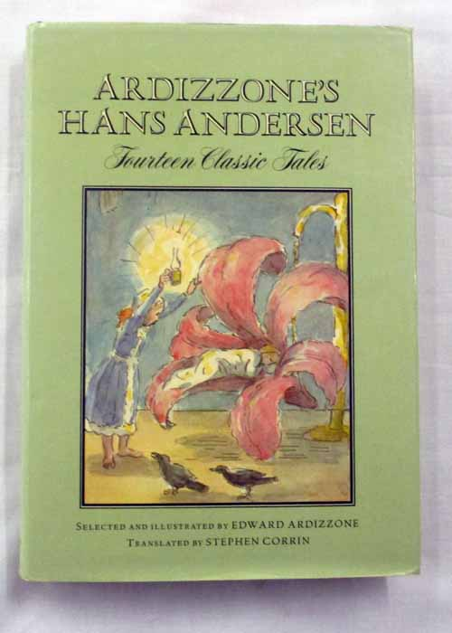 Image for Ardizzone's Hans Andersen.  Fourteen Classic Tales