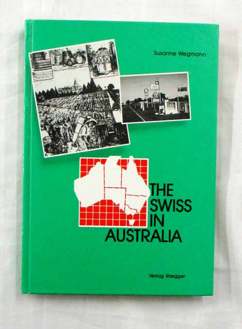 Image for The Swiss in Australia