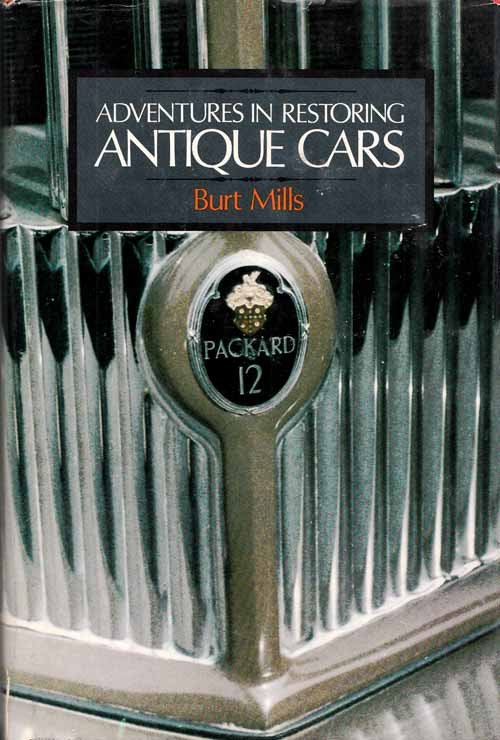 Image for Adventures in Restoring Antique Cars