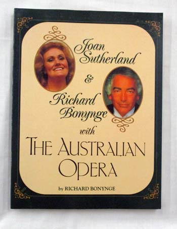 Image for Joan Sutherland & Richard Bonynge with the Australian Opera