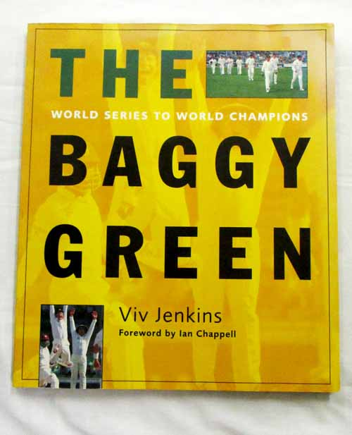 Image for The Baggy Green World Series to World Champions