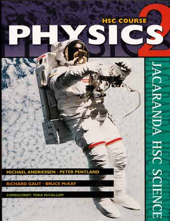 Image for Physics 2 HSC Course