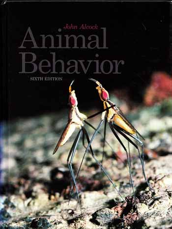 Image for Animal Behavior An Evolutionary Approach Sixth Edition