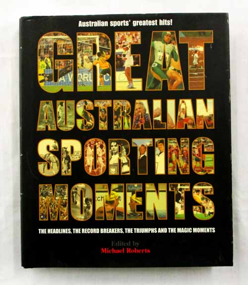 Image for Great Australian Sporting Moments