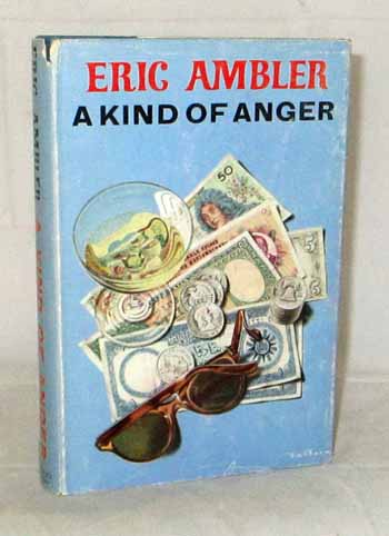 Image for A Kind of Anger