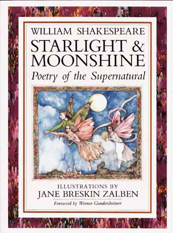 Image for Starlight and Moonshine: Poetry of the Supernatural