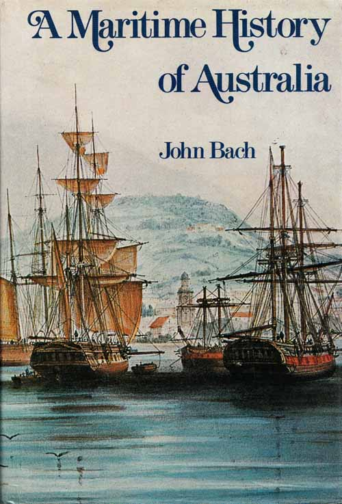Image for A Maritime History of Australia