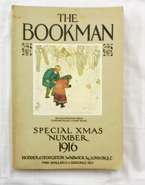 Image for The Bookman Christmas Double Number 1916