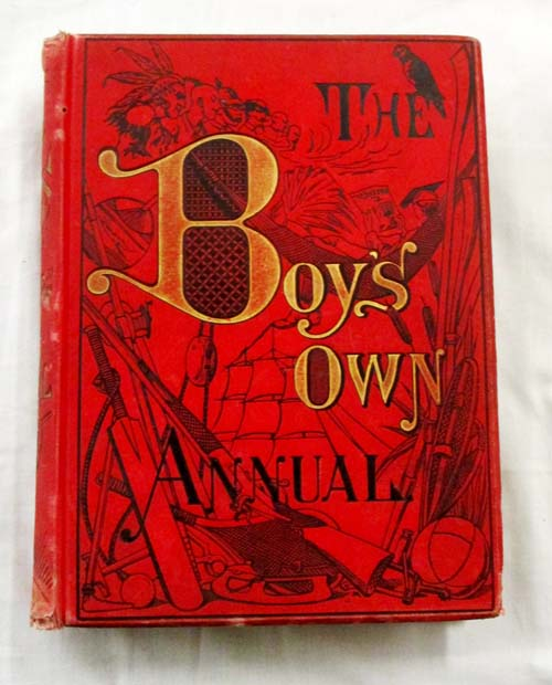 Image for The Boy's Own Annual 1897- 1898 Volume XX