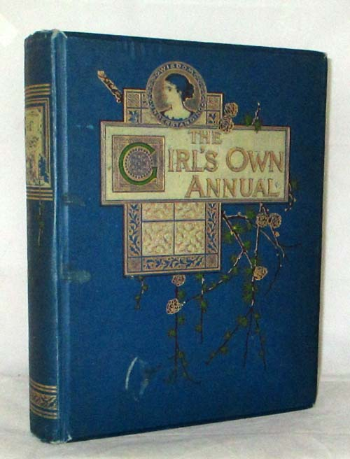 Image for The Girl's Own Annual Volume XXI [1899-1900]