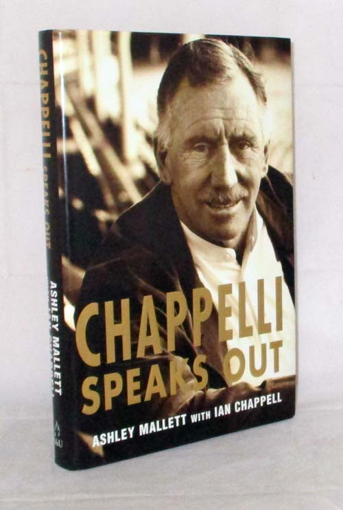 Image for Chappelli Speaks Out