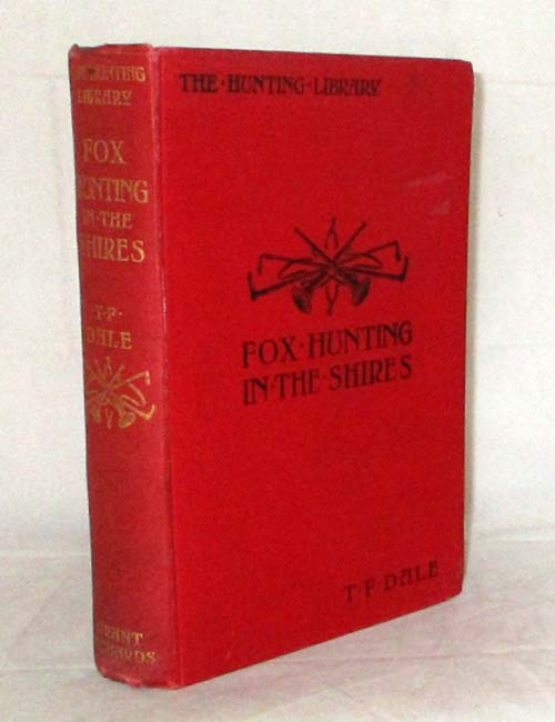 Image for Fox Hunting in the Shires (The Hunting Library)