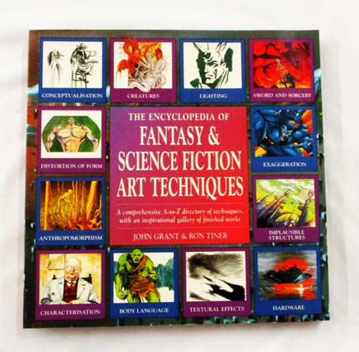 Image for The Encyclopedia of Fantasy and Science Fiction Art Techniques