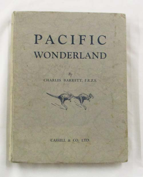 Image for Pacific Wonderland A Book of Australia