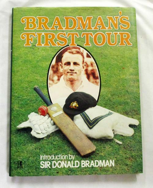 Image for Bradman's First Tour