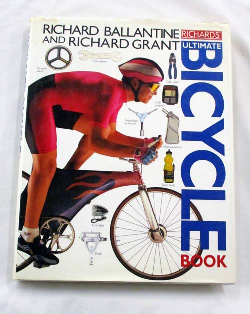 Image for Richards' Ultimate Bicycle Book